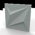 Azulejo 3D Edra (0.5m²) MEIA CAIXA