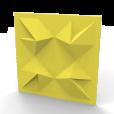 Azulejo 3D Fractais (m²)