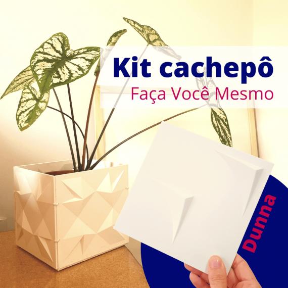 Kit cachepô DIY Dunna