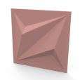 Azulejo 3D Edra (m²)