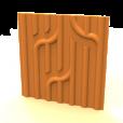 Azulejo 3D Fluidus (m²)